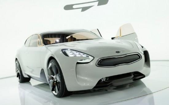 Kia GT 550x343 Top 10 Concept Cars