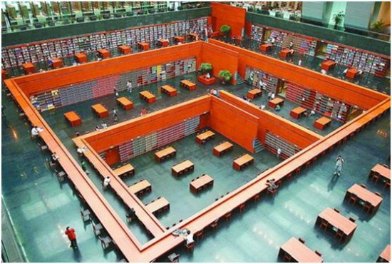 Library of the Russian Academy of Sciences 550x370 Top 10 Largest Libraries