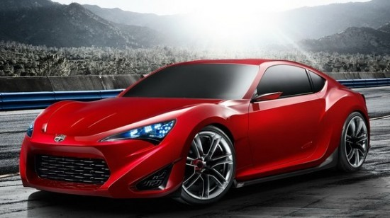 Scion FR S 550x308 Top 10 Concept Cars