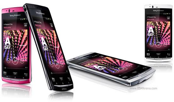 Sony Ericsson Xperia S