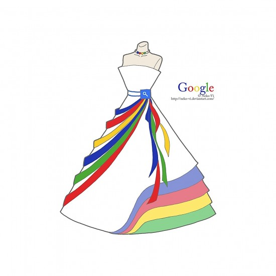 Victor Farentina Internet dress designs31 550x550 Popular Websites Dressed Up