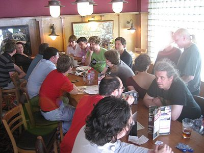 Wikimania Meetups Begin