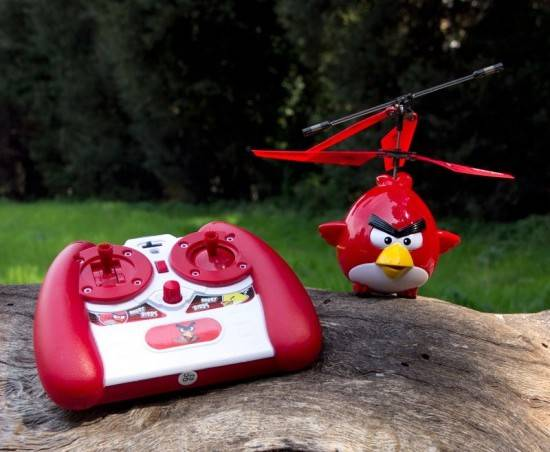 Now Fly Your Angry Bird The Way You Like