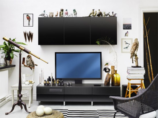TV and Furniture All In One By IKEA  REALITYPOD