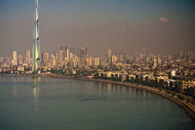 India Tower Would Be The World's 2nd Tallest Building