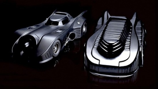 xlarge 550x309 Batmobile Model   A Must Have For Batman Lovers