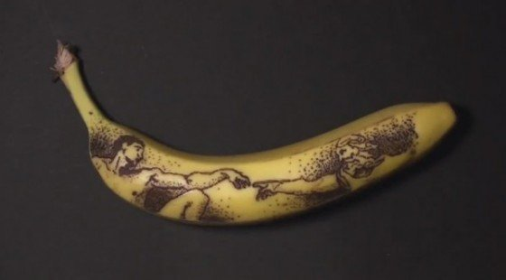 00028656 The Banana Tattoo