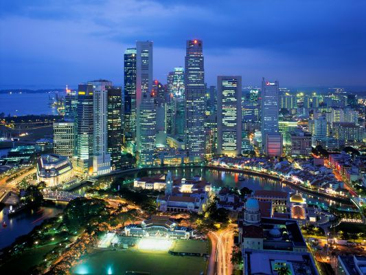 Singapore Top 10 Richest Countries