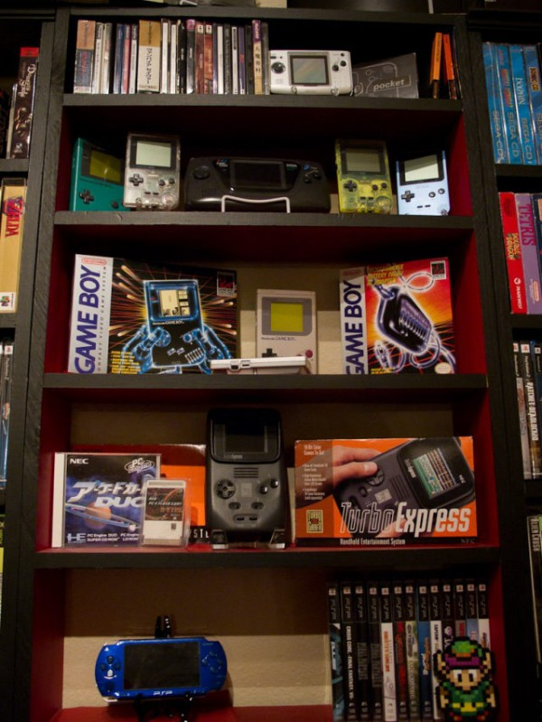 video game collection 2 600x799 The Hardcore Gamer