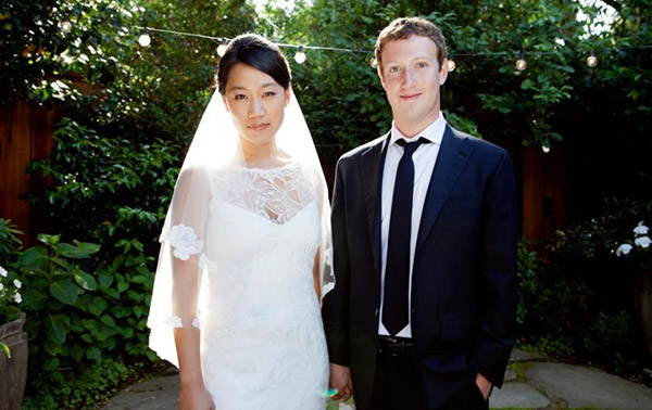 zuckerberg married Facebook CEO Mark Zuckerberg Got Married Yesterday