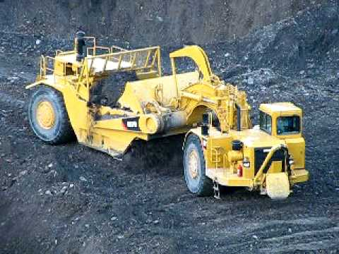 657G Worlds Most Colossal Construction Machinery