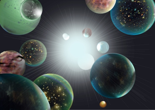 Multiple Universes Top 10 Amazing Mysteries of World