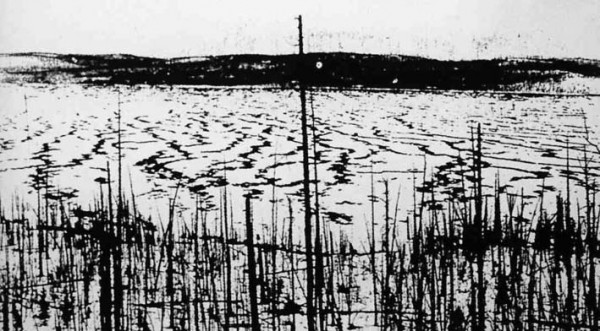 Tunguska Event 600x331 Top 10 Amazing Mysteries of World