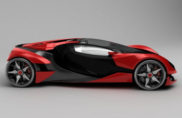 ferrari f750 concept car1 600x390 Ferrari F750 Concept