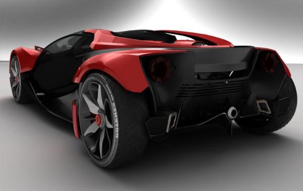 ferrari f750 concept car3 600x379 Ferrari F750 Concept