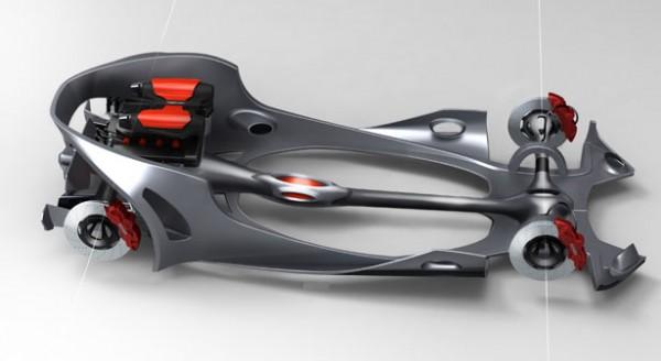 ferrari f750 concept car5 600x328 Ferrari F750 Concept