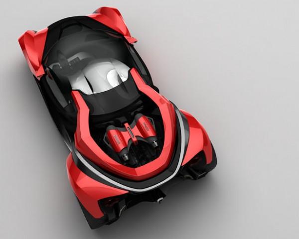 ferrari f750 concept car6 600x480 Ferrari F750 Concept
