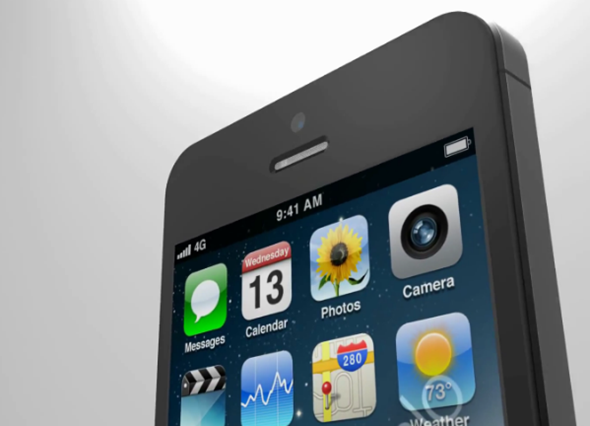 iPhone 5 render 2 Will iPhone 5 Look Like This? Confirmed Leak Pictures