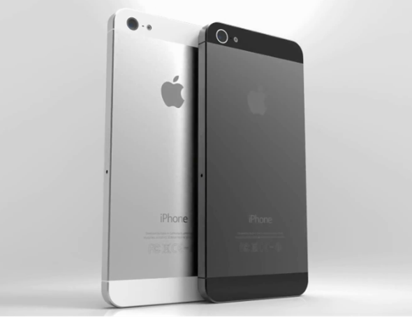 iPhone 5 render Will iPhone 5 Look Like This? Confirmed Leak Pictures