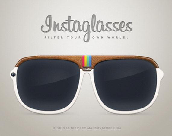 instaglasses concept 01 Instaglasses Brings A New Concept For Instagram Camera