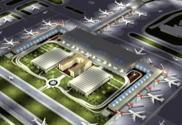 kuwait airport expansion we 600x412 The New Kuwait Airport in Photos & Video