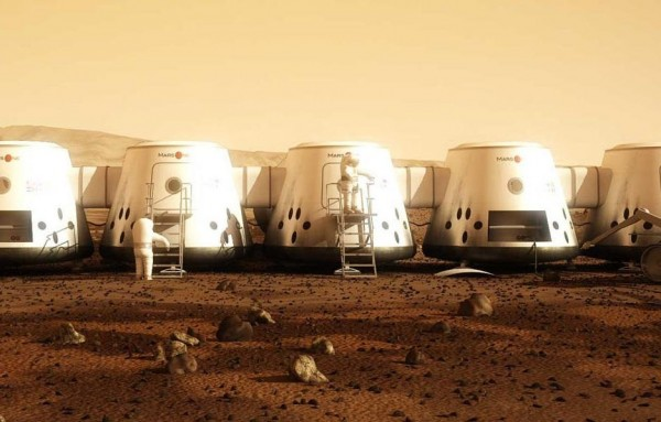 mars one1 600x383 Mars One   The First Project Of Human Settlement On Mars