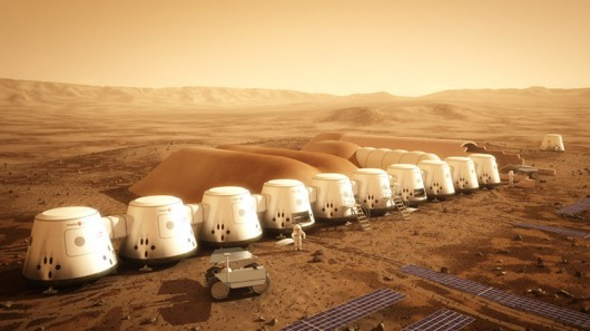 mars one human settlement Mars One   The First Project Of Human Settlement On Mars