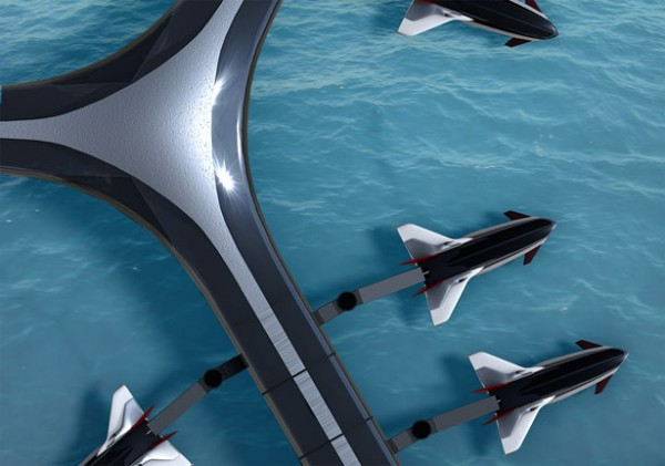 redesigning commercial aircraft by shabtai hirshberg5 600x421 A Concept For Future Aircraft