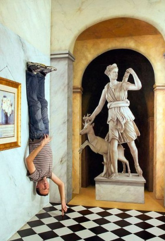 00035766 The Museum Of Optical Illusions