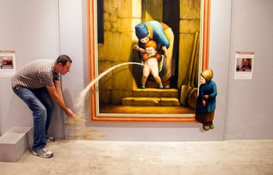 00035770 The Museum Of Optical Illusions