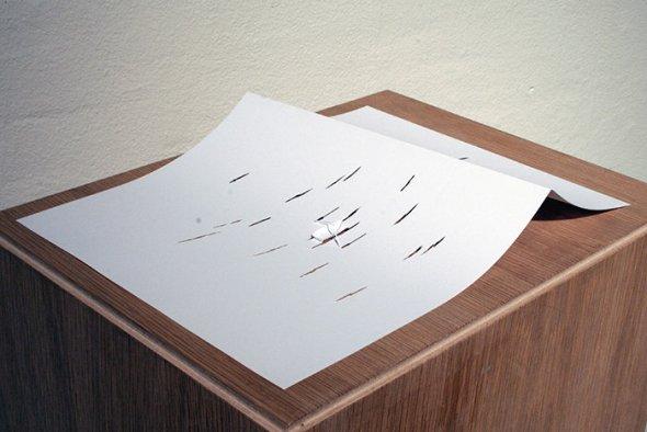 00036381 Stunning Paper Art!