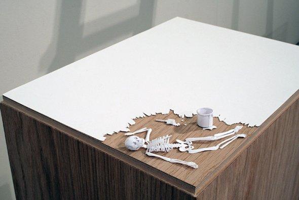 00036383 Stunning Paper Art!