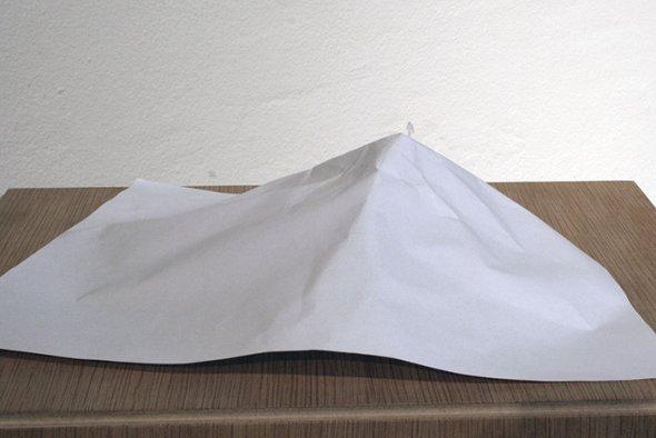 00036384 Stunning Paper Art!