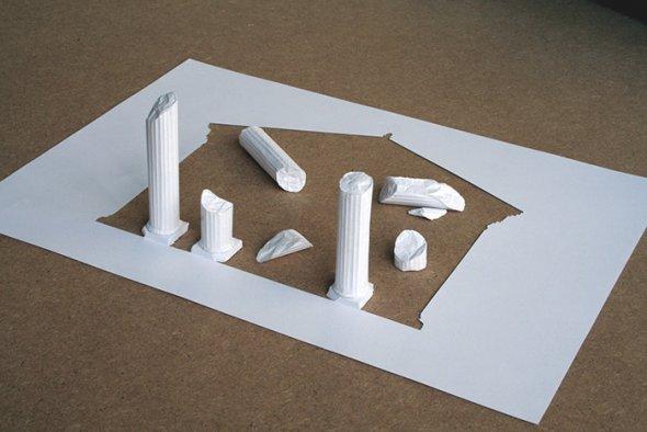 00036389 Stunning Paper Art!