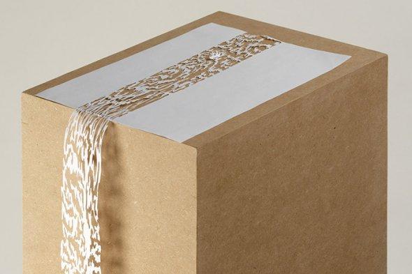 00036400 Stunning Paper Art!