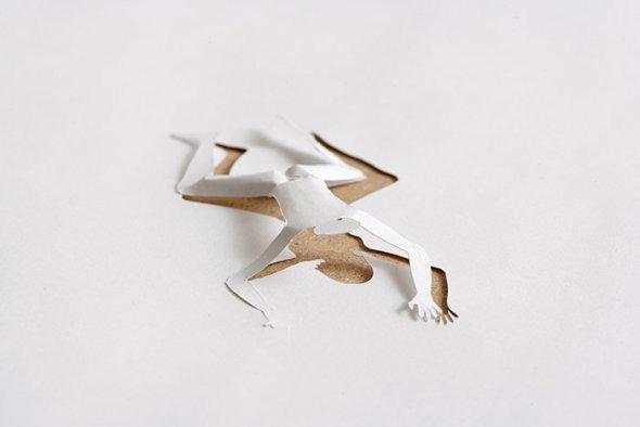 00036410 Stunning Paper Art!