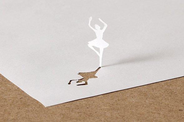 00036415 Stunning Paper Art!