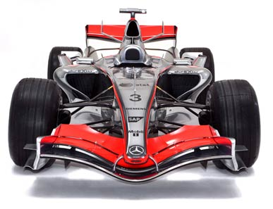 F1 car F1 Car Facts   Amazing Facts on Formula 1 Cars