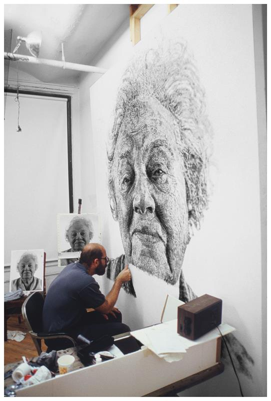 Unbelievable Fingerprint Art!