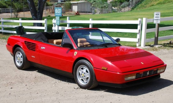 Ferrari Mondial 1980 600x360 Top 10 Slowest Sports Cars