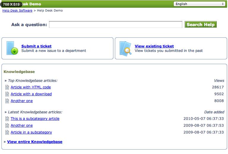 help desk software review 2012