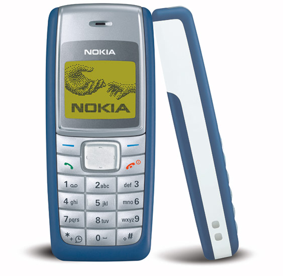 Nokia 1110 Top 10 All Time Best Selling Cell Phones