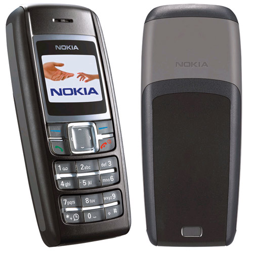 Nokia 1600 Top 10 All Time Best Selling Cell Phones