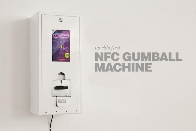 nfc-gumball-machine