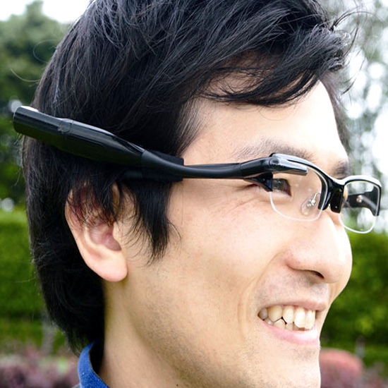 olympglss9807ag thumb 550xauto 95257 Olympus Unveils Their Own Google Styled Wearable Glasses