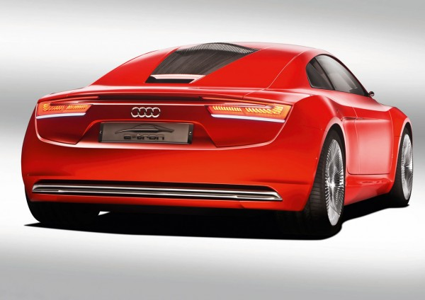 Audi e tron Concept 17 lg 600x424 Audi R8 e tron Loaded With a 7.7 AMOLED Display Instead of a Rear View Mirror
