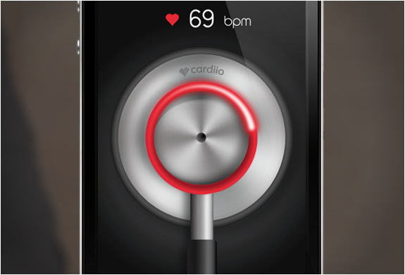 cardiio app 5 CARDIIO   A New App that Monitors the Heart Without Even Touching You