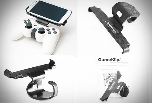 gameklip 5 Gameklip   The New Controller For Smartphone Gaming