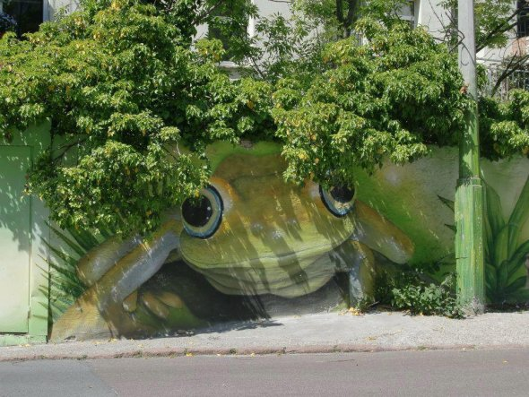 00042125 Some Creative Street Art [PICTURES]