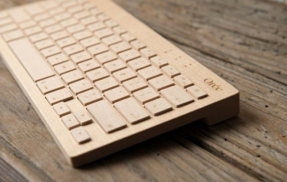 00044350 The Wooden Keyboard You Just Dont Want To Miss